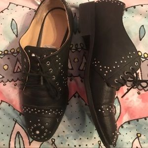Leather Zara Brogues